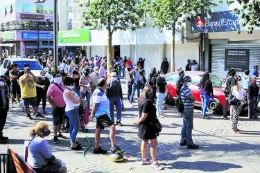 Por segunda semana, Puente Alto es la comuna con más casos activos