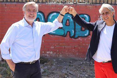 Guillier y Peñailillo: El daño colateral de la aventura presidencial de ME-O