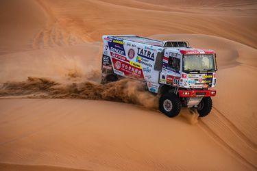 Casale tendrá un camión con 1.250 caballos de fuerza en el Dakar 2022