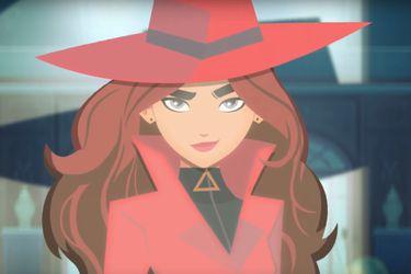 La serie animada de Carmen Sandiego se presenta con un tráiler