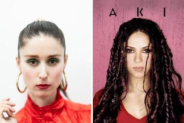 Mi disco favorito: ¿Dónde están los ladrones? de Shakira | por Francisca Valenzuela