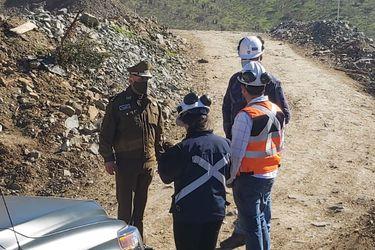 Punitaqui: Sernageomin confirma que explosión en mina La Poderosa deja a dos personas fallecidas