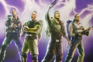 Mattel fusionará a la WWE con Los Cazafantasmas
