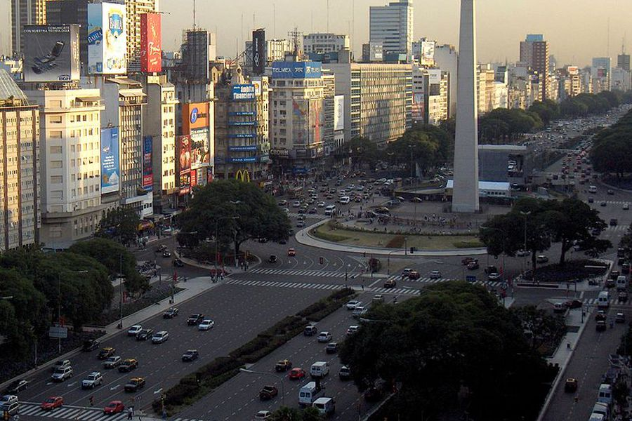 Buenos Aires (Internacionalización)