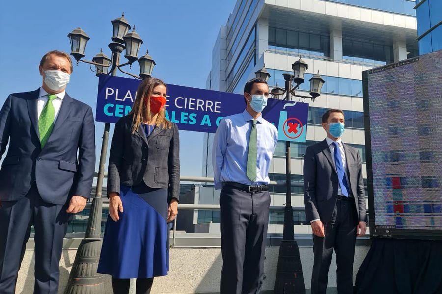 Engie anuncia que completará su plan de descarbonización en 2025 y amplía cartera de proyectos renovables