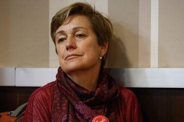 Andres Velasco entrega su apoyo a Josefa Errazuriz en candidatura para alcalde de Providencia