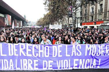 Intendencia Metropolitana autoriza marcha por Día Internacional de la Mujer