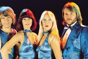 Gracias a la música: ABBA lanza todos sus discos en vinilo de color