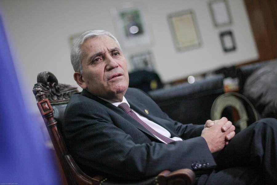 Director de la PDI, Héctor Espinosa.