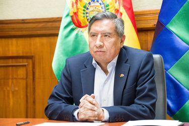 """Canciller boliviano asegura que nuevo diálogo con Chile se produce """"manteniendo posición histórica e irrenunciable por la reivindicación marítima"""""""