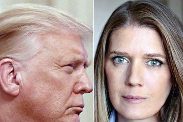 """Mary Trump: """"Donald Trump sabe que para ganar tiene que hacer trampa"""""""