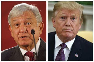 Presidente de México espera reunirse con Trump en Washington a inicios de julio