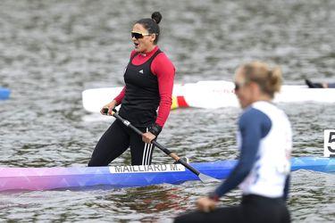 Mailliard se luce en Dinamarca ganando el oro en el Mundial de Canotaje