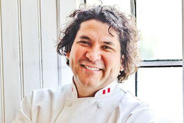 Gastón Acurio recibe el premio Diners Club Lifetime Achievement