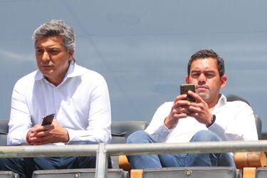 Iribarne le triplica la presión a Moreno