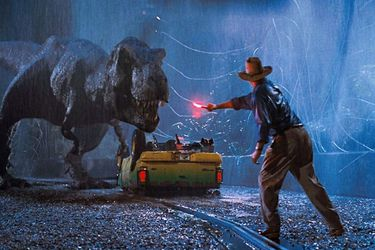 Vuelve Jurassic Park
