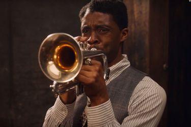 """Vean el vibrante tráiler de """"La Madre del Blues"""", la última película de Chadwick Boseman"""