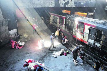 Fiscalía pide 12 años para único acusado de quemar la estación San Pablo de la Línea 1 del Metro