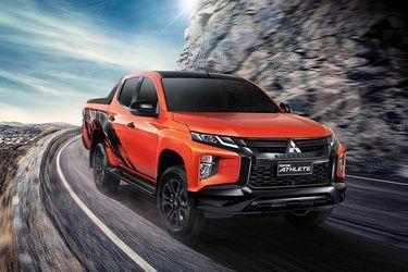 L200 Athlete: look off-road mejorado para la camioneta de Mitsubishi, pero solo para Asia