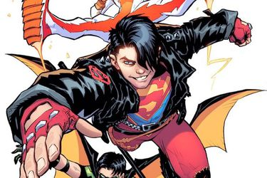 Un vistazo a Robin, Superboy e Impulso en el nuevo cómic de Young Justice