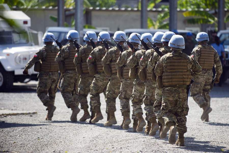 HAITI-UN-DIPLOMACY-SECURITY COUNCIL