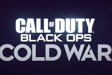 Un teaser tráiler confirma que el próximo título de la franquicia Call of Duty será Black Ops: Cold War