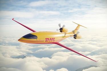 Vuelos sin combustibles fósiles: DHL anuncia compra de 12 aviones eléctricos