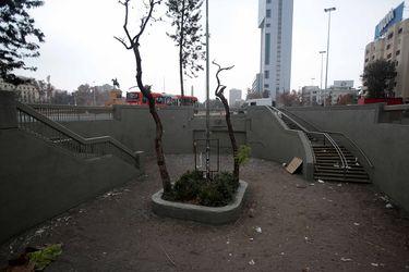Fiscalía Oriente: Justicia descarta supuesto centro de tortura en estación Baquedano