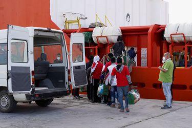 """Italia pide a la Unión Europea """"solidaridad"""" y aceptar repartición de migrantes"""