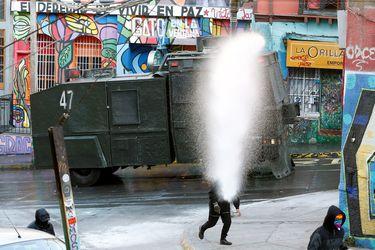 """Corte Suprema revoca resolución que prohibía uso de escopetas antidisturbios de Carabineros en Valparaíso: """"Se han dictado los protocolos que regulan el uso de la fuerza"""""""