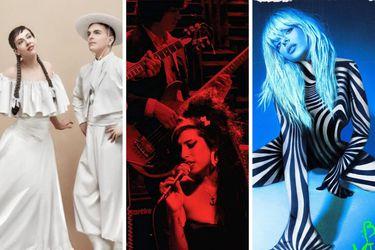 Crítica de discos de Marcelo Contreras: días de pop con Amy Winehouse, Bebe Rexha y Miranda!
