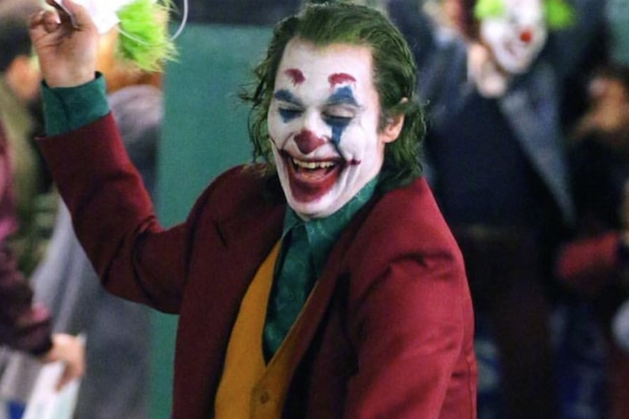 Joker Risa
