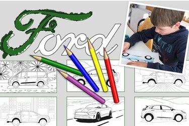 Ford crea plataforma para que los niños se diviertan