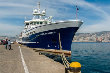 Columna de Ciencia: Por fin un crucero de investigación en geología marina en Chile