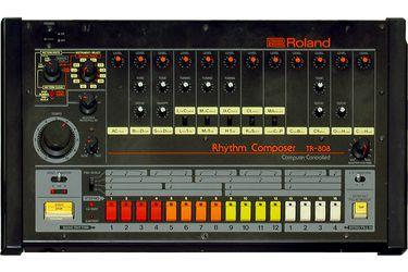 TR-808, la caja de ritmos que revolucionó la música