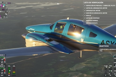 Review | Microsoft Flight Simulator se eleva con su calidad