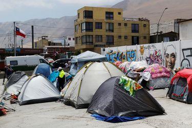 Acuerdo político para crisis migratoria