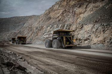 Producción de cobre sube en el primer semestre, impulsada por Codelco, Escondida y Collahuasi