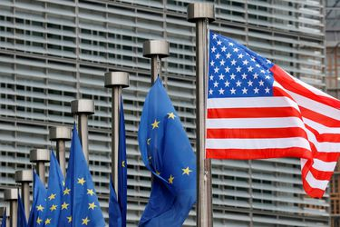 Europa Estados Unidos Union Europea
