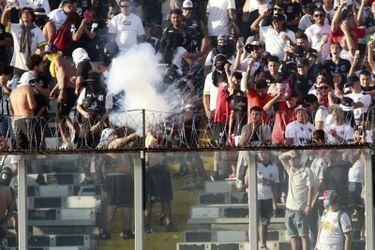 Colo Colo es castigado con tres partidos a puertas cerradas