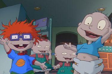Los Rugrats volverán con una nueva serie y película live-action