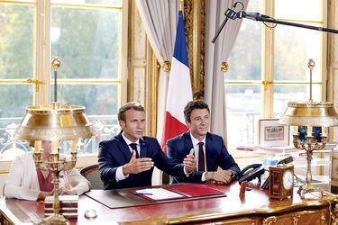 Filtración de video sexual provoca renuncia de carta de Macron para alcaldía de París