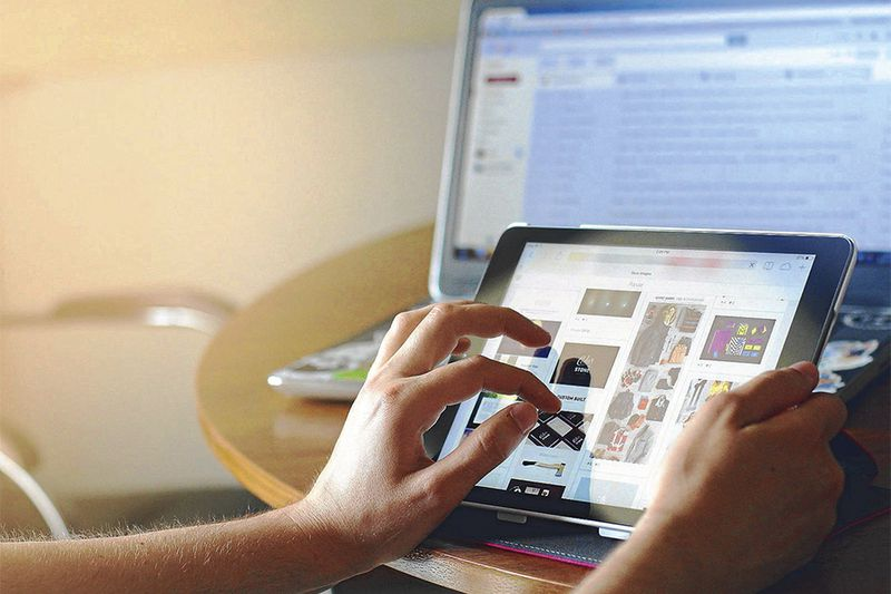 Imagen ipad-tablet-technology-touch