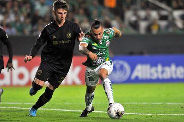 Jean Meneses, León, Los Angeles FC