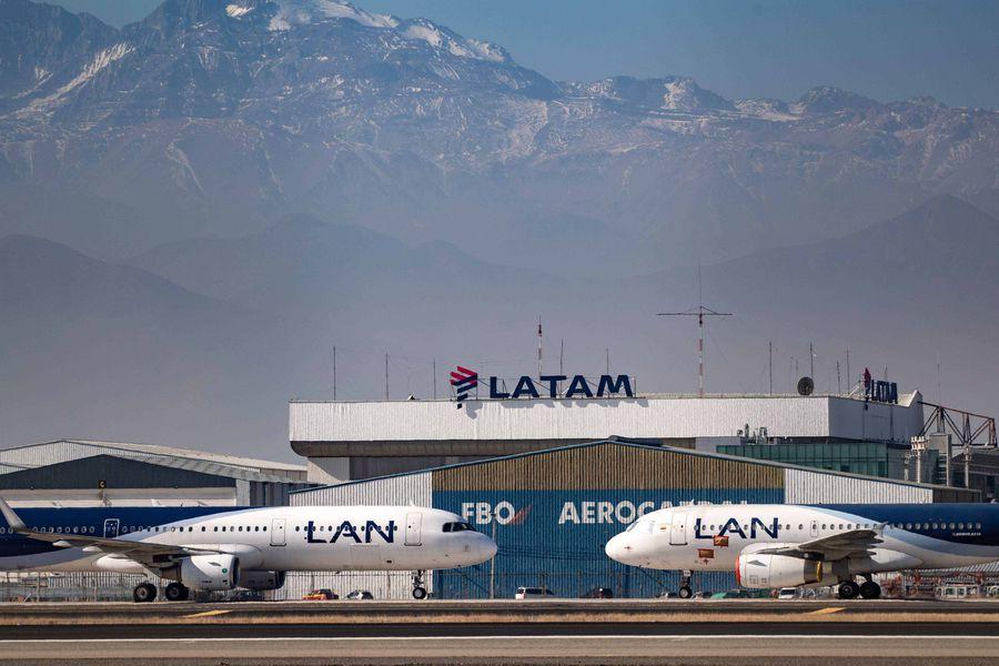 Acciones de Latam Airlines reaccionaron con pérdidas tras anuncio de venta de participación de familia Cueto