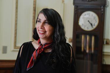 intendenta Karla Rubilar