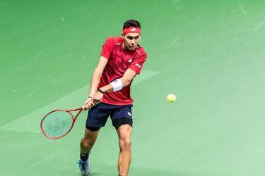 Tabilo se pierde Roland Garros y el resto de la temporada por una peritonitis