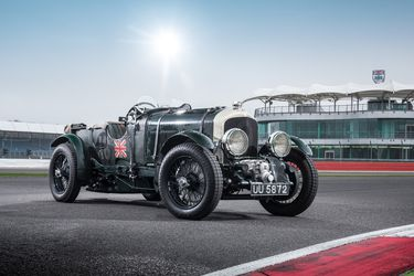 Bentley 4 ½ Litros Blower: Un Sir distinguido y con vitaminas