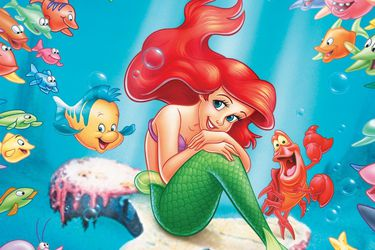 La Sirenita: el clásico animado de Disney retorna a las salas de cine nacionales