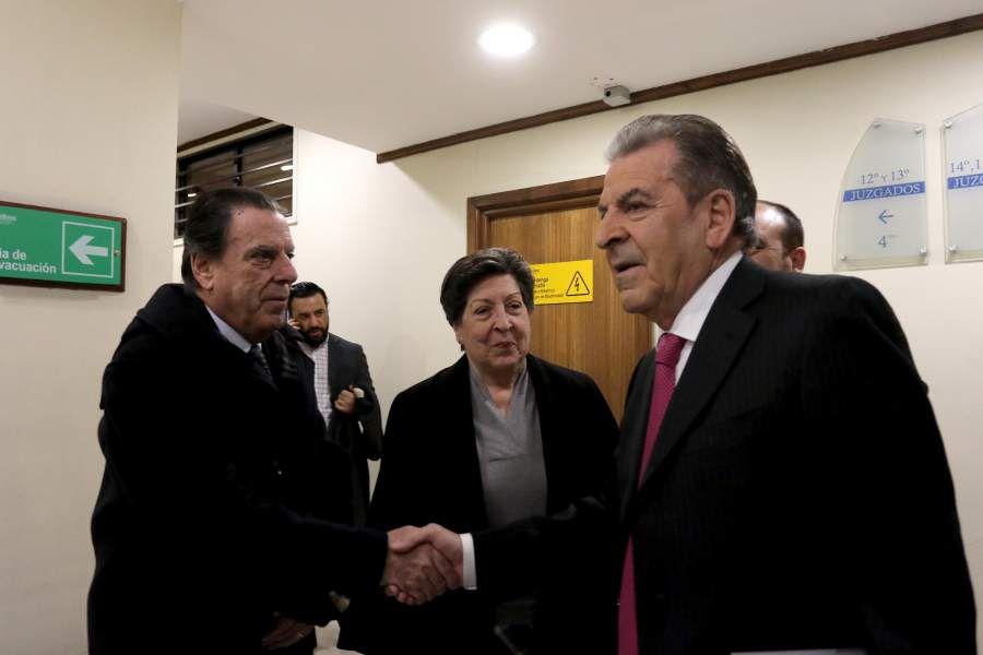 Ex presidente Eduardo Frei declara por el crimen de su padre